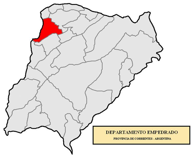 Empedrado Department