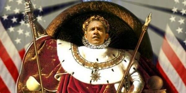 Emperor Emperor of the World quotObama The Greatquot Has Arrived by Randal M Bundy