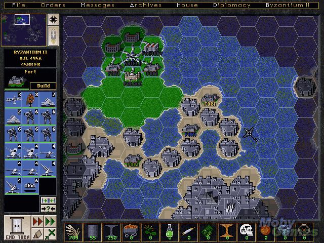 Emperor of the Fading Suns Download Emperor of the Fading Suns Windows My Abandonware