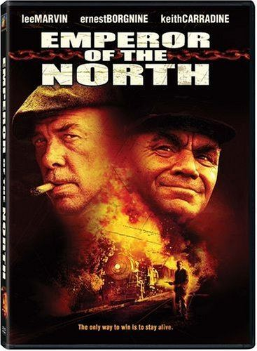 Emperor of the North Pole Amazoncom Emperor of the North Lee Marvin Ernest Borgnine Keith