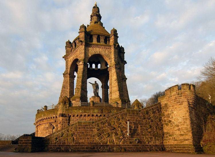 Emperor William Monument (Porta Westfalica)