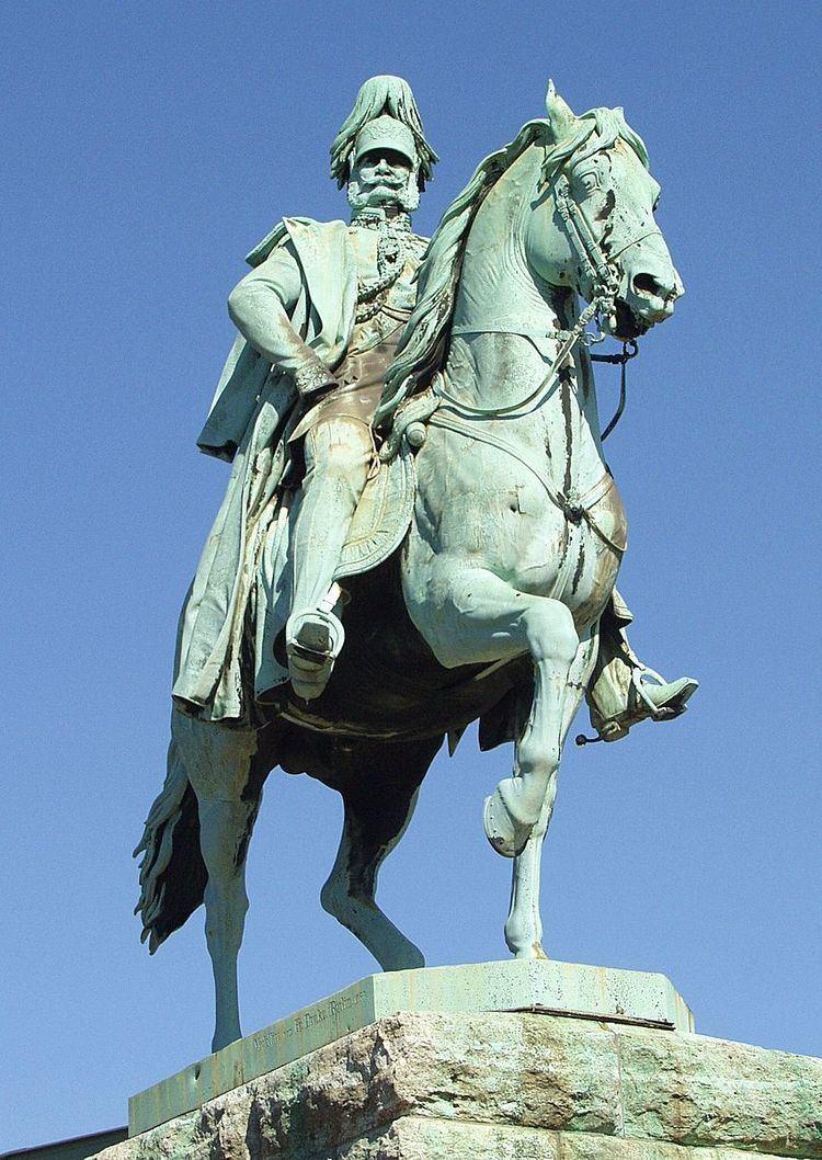 Emperor William monuments