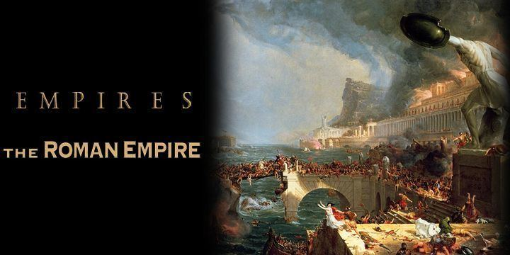 Empire (2005 TV series) Watch Empires The Roman Empire Online Full Episodes for Free TV
