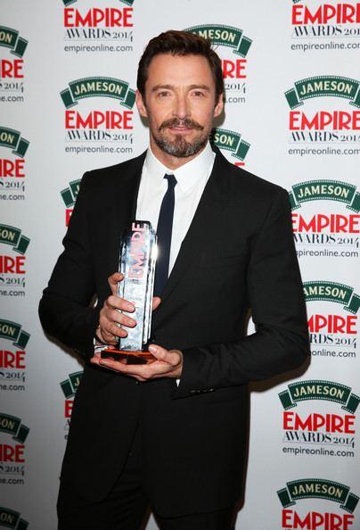 Empire Awards Hugh Jackman Pictures Jameson Empire Awards 2014 Press Room