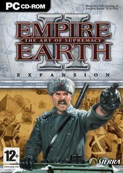 Empire Earth II: The Art of Supremacy httpsuploadwikimediaorgwikipediaen001Art