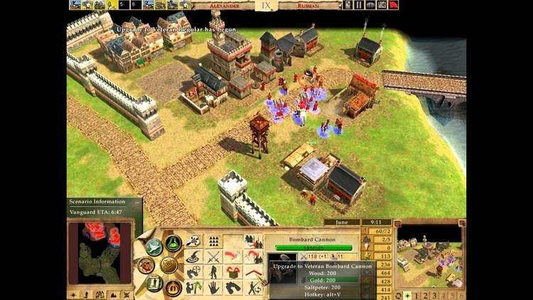 Empire Earth II: The Art of Supremacy Empire Earth 2 The Art Of Supremacy Russian Mission 1 Hardest