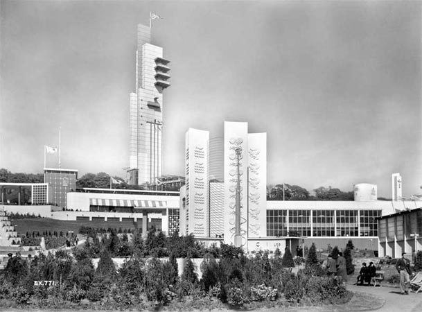 Empire Exhibition, Scotland 1938 Sir Basil Spence Archive Project
