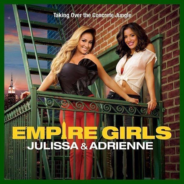 Empire Girls: Julissa and Adrienne Style Network39s Empire Girls with Adrienne Bailon amp Julissa