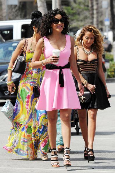 Empire Girls: Julissa and Adrienne Julissa Bermudez Pictures Adrienne Bailon and Julissa Bermudez Film
