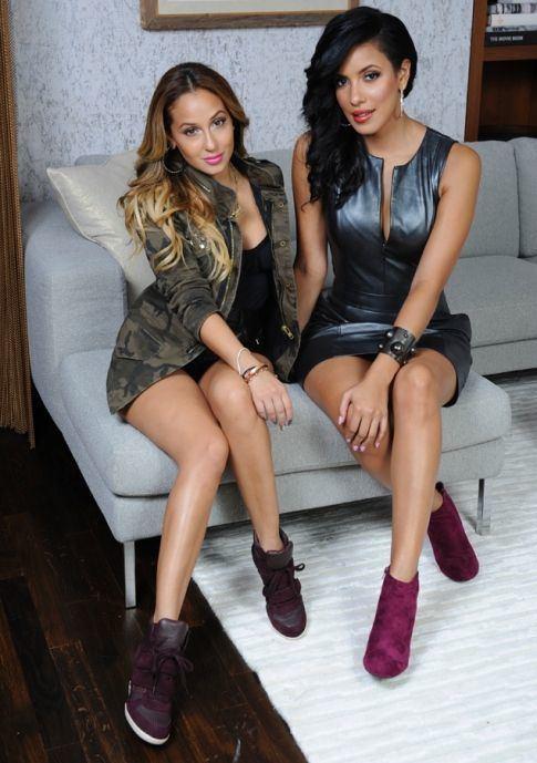 Empire Girls: Julissa and Adrienne Adrienne Bailon amp Julissa Bermudez SPOTLIGHT Pinterest Hair