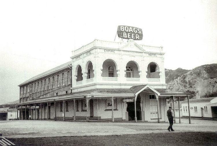 Empire Hotel, Queenstown
