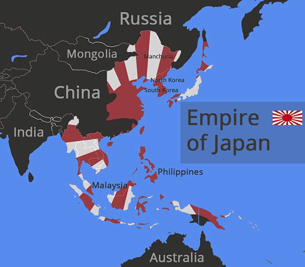 Empire of Japan That means the Japanese flag Wiki Flags