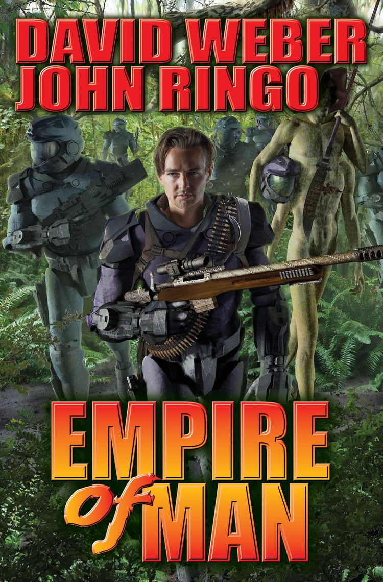 Empire of Man Empire of Man Book by David Weber John Ringo Official Publisher