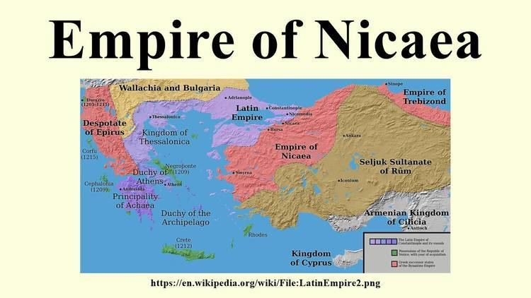 Empire of Nicaea Empire of Nicaea YouTube