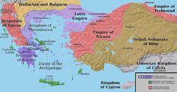 Empire of Nicaea Empire of Nicaea Wikipedia