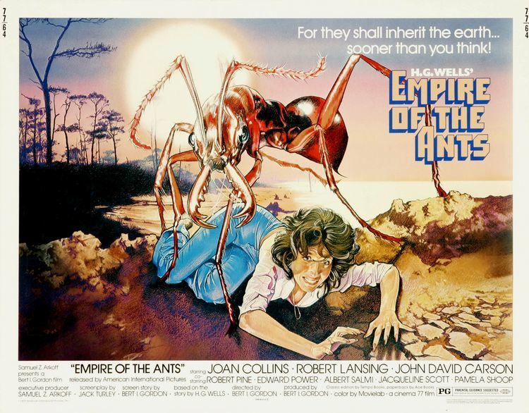 Empire of the Ants (film) Movie Wednesday Empire Of The Ants 1977 StupidEyedNet