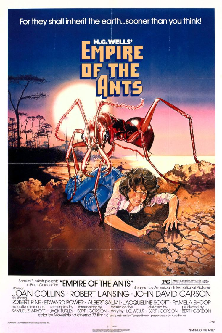 Empire of the Ants (film) wwwgstaticcomtvthumbmovieposters2216p2216p