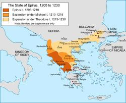 Empire of Thessalonica httpsuploadwikimediaorgwikipediacommonsthu