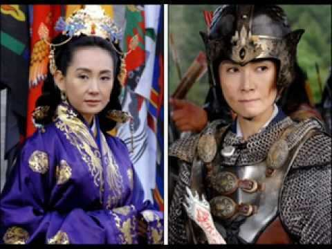 Empress Cheonchu Empress Chun Chu OST Cheon CHu Byeol Gok by Shin Young Ok YouTube