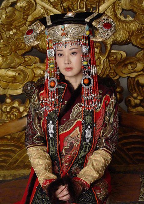 Empress Dowager Xiaozhuang Da Qing Feng Yun Zhang Feng Yi Xu Qing Jiang Wen Sun Chun