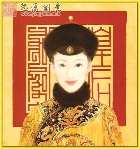 Empress Dowager Xiaozhuang 19591334471800jpg