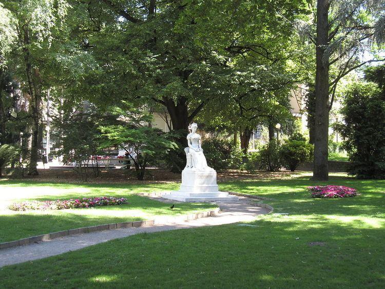 Empress Elisabeth Park