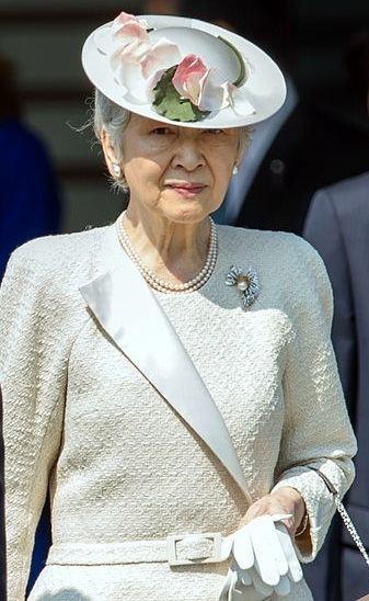 Empress Michiko Empress of Japan Wikipedia the free encyclopedia