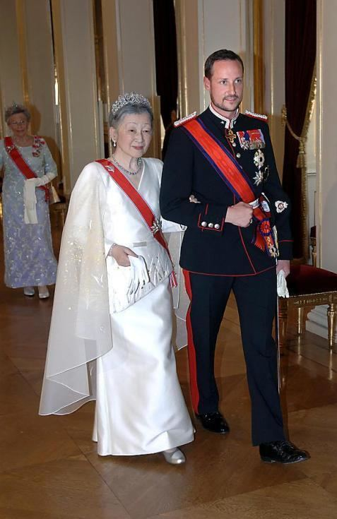 Empress Michiko Empress Michiko Wikipedia the free encyclopedia