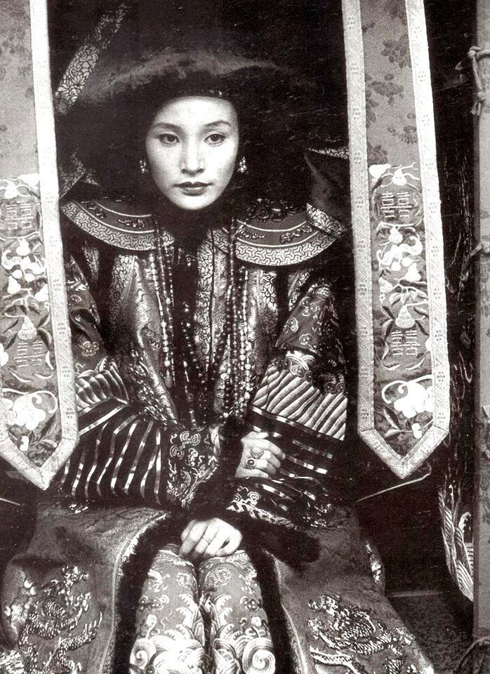 Empress Wanrong Royalty Pomp THE MOVIE