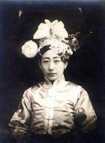 Empress Wanrong Evolution of Chinese beauties in a century Chinadailycomcn
