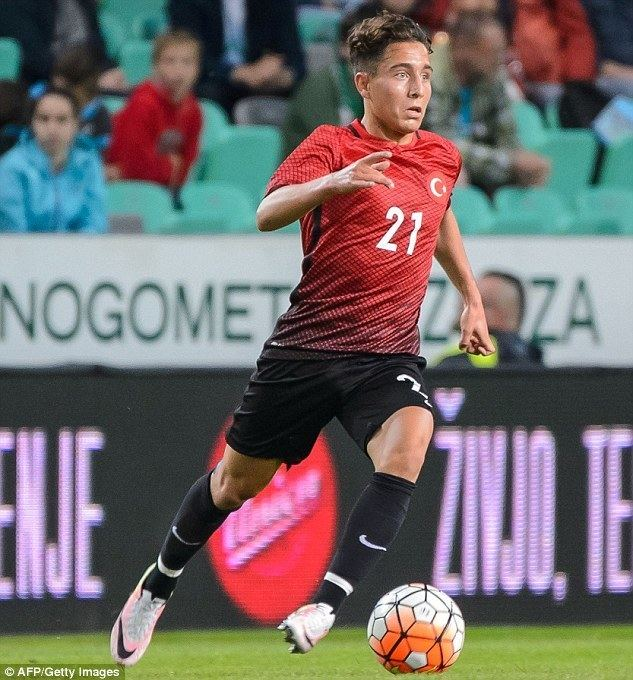 Emre Mor Borussia Dortmund sign Emre Mor as Turkish teenager snubs Liverpool