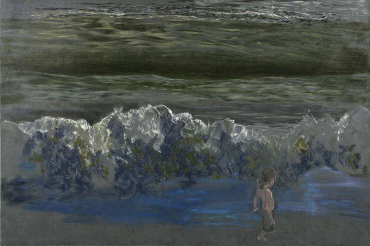 Ena Swansea Ena Swansea Big Ocean Contemporary Art