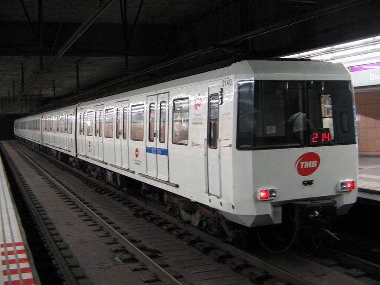 Encants (Barcelona Metro)
