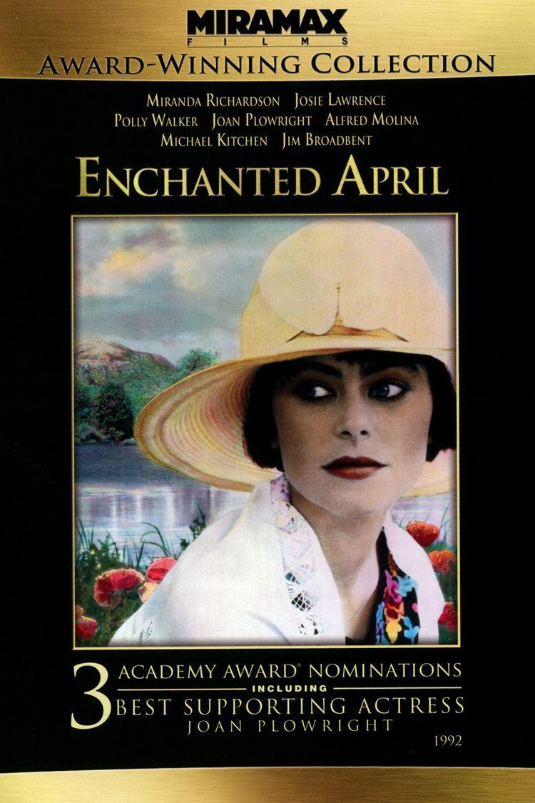 Enchanted April wwwgstaticcomtvthumbdvdboxart13558p13558d