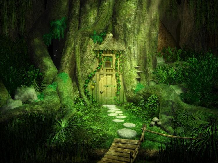 Enchanted forest Enchanted Forest wallpaper 1024x768 838