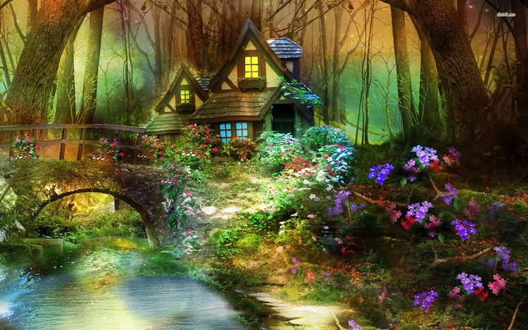 Enchanted forest Enchanted Forest ThingLink