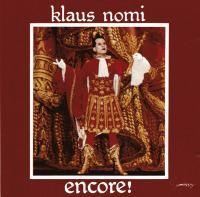 Encore (Klaus Nomi album) httpsuploadwikimediaorgwikipediaenaa1Enc