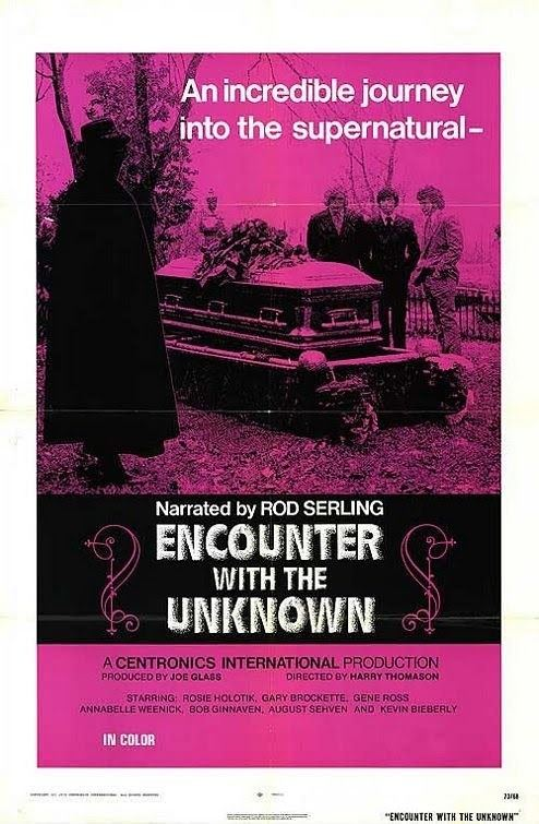 Encounter with the Unknown Encounter With The Unknown 1973 FULL YouTube