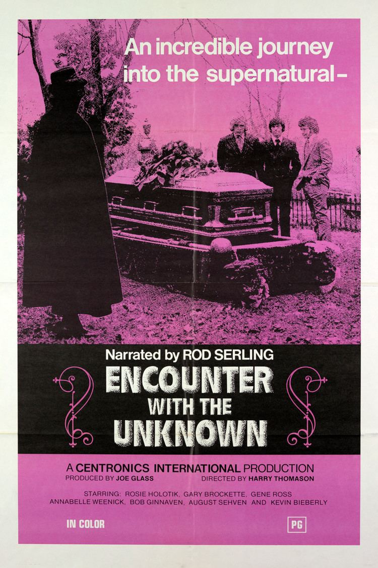 Encounter with the Unknown wwwgstaticcomtvthumbmovieposters40594p40594