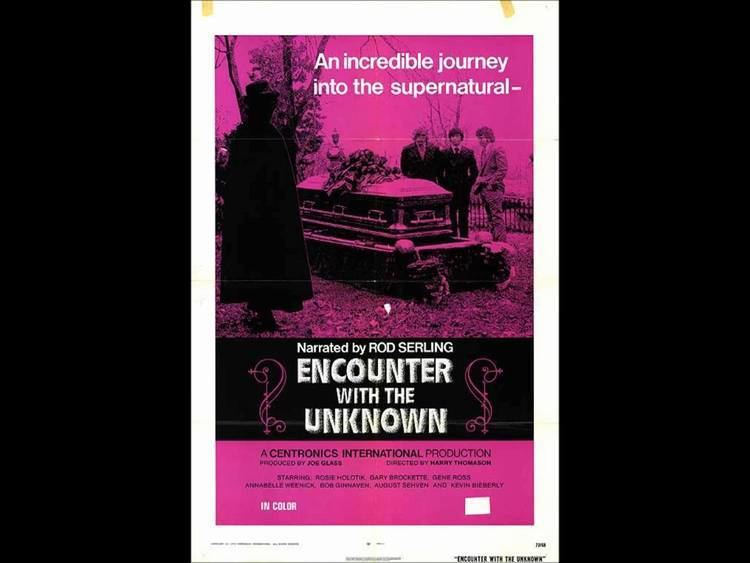 Encounter with the Unknown Encounter With The Unknown Radio Ad YouTube