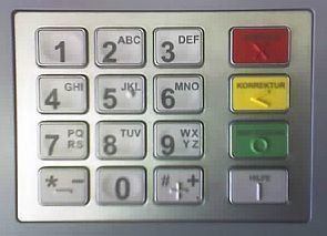 Encrypting PIN Pad