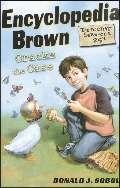 Encyclopedia Brown Encyclopedia Brown Cracks the Case 019769 Details Rainbow
