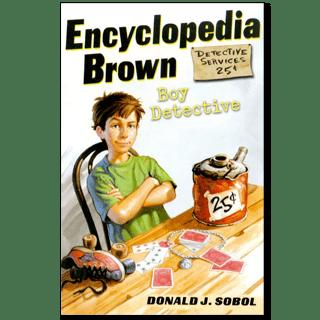 Encyclopedia Brown Encyclopedia Brown BookADay Almanac