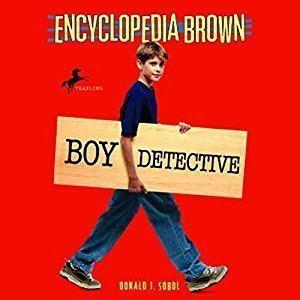 Encyclopedia Brown Amazoncom Encyclopedia Brown Boy Detective Audible Audio Edition