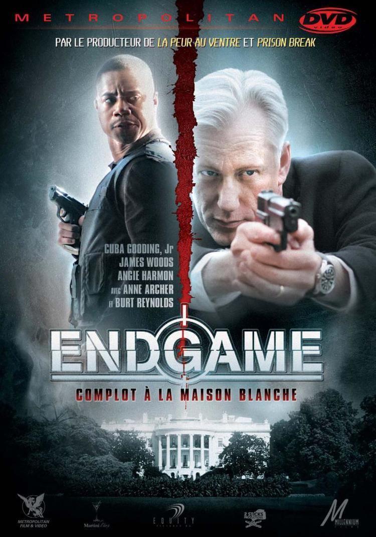 End Game (2006 film) Poster End Game 2006 Poster Joc final Poster 2 din 3