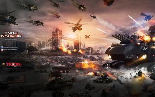 End of Nations End of Nations EndofNations Twitter