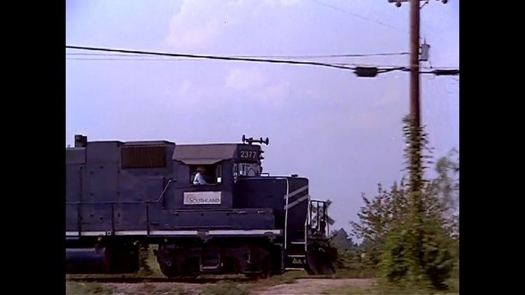 End of the Line (1987 film) Shut down our railroad I think Not MoPac in End of the Line
