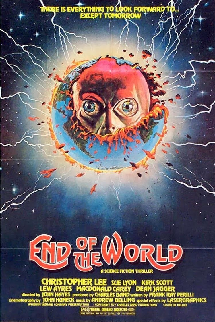 End of the World (1977 film) End of the World 1977 HORRORPEDIA