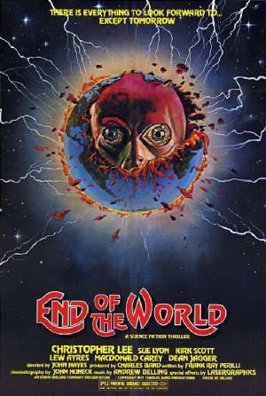 End of the World (1977 film) End of the World 1977 Silver Emulsion Film Reviews