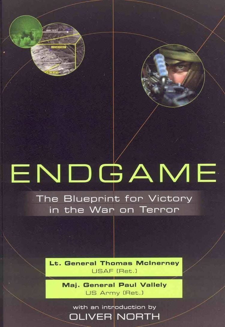 Endgame: The Blueprint for Victory in the War on Terror t2gstaticcomimagesqtbnANd9GcQRARaJNUMftK7QL